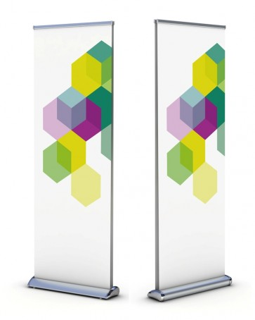 Roll-up Banner | Modell Duo