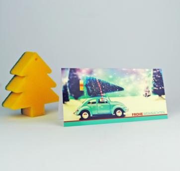 Weihnachtskarten & Postkarten