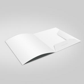 unbedruckte Mappen A4 | Modell SMART