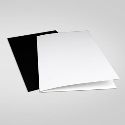 Blanko Mappen DIN A4