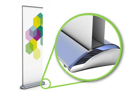 Roll-Up Banner Duo
